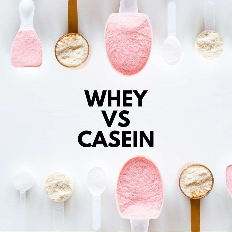 3 Things Swimmers Need to Know About the Casein vs Whey Discussion