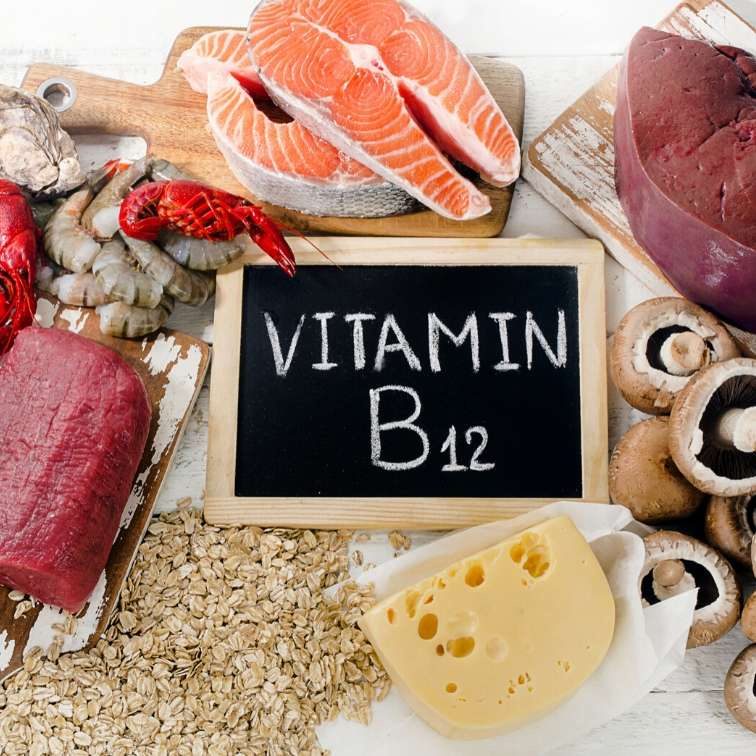 4 Types of Vitamin B12 You Need to Know About – P2Life