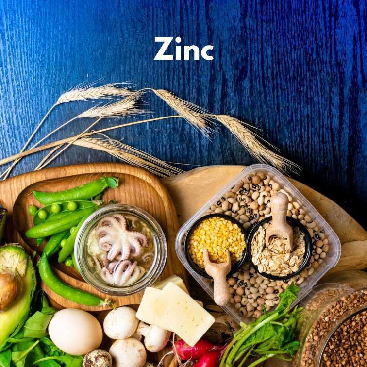 How Swimmers Can Use Zinc to Help Them Recover