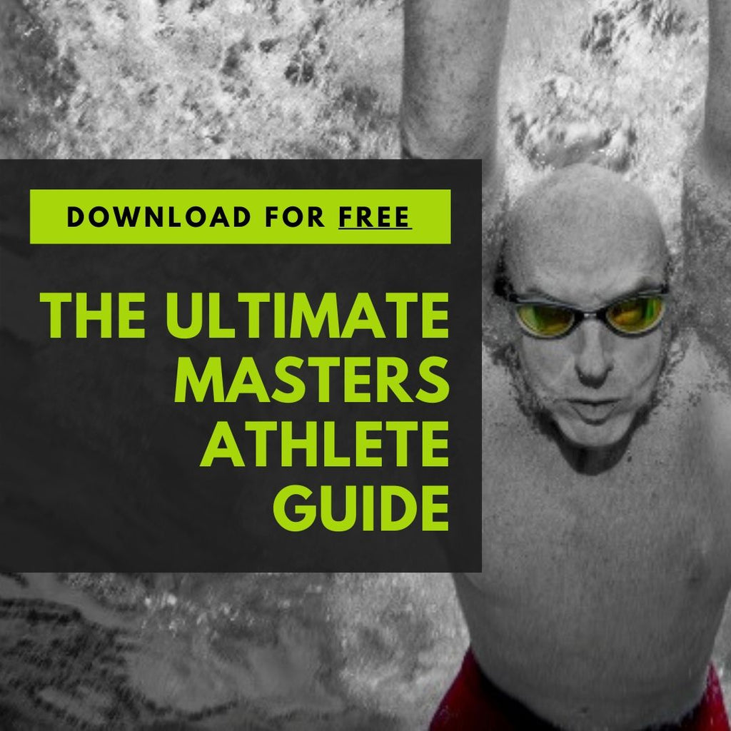 Get the Ultimate Masters Athlete Guide