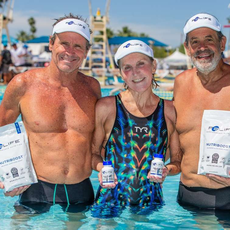 NutriBoost & How It Can Help Improve Your Swim Performance