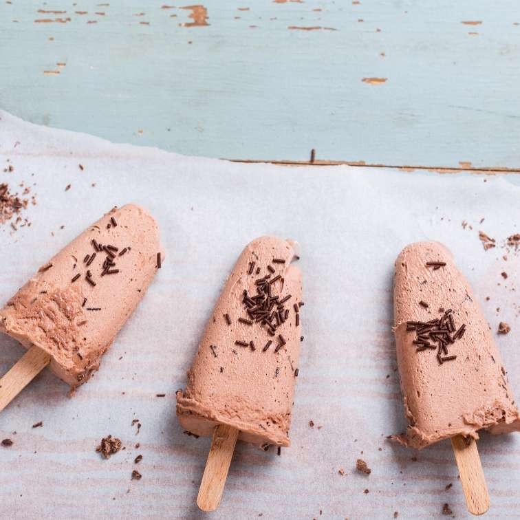 RECIPE: Nutriboost Fudge Pops
