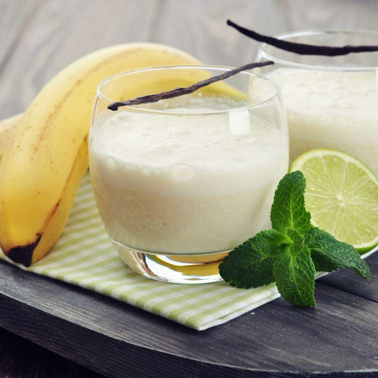 Try Our Chunky Banana Protein Shake Recipe!