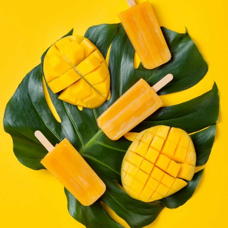 Try Our Tropical NutriBoost Popsicles!