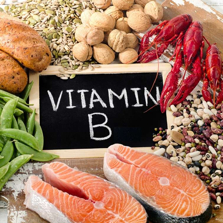 Vitamin B Complex and Why It's Important for Swimmers