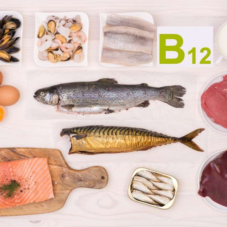 Why Vitamin B12 Helps Your Body After a Swim Meet