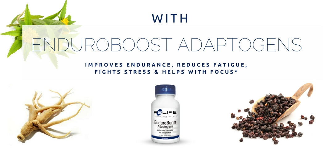 Adaptogens for sports