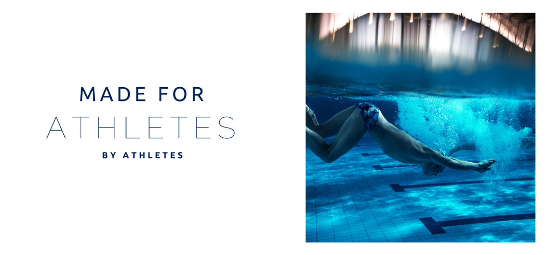 For Athletes By Athletes