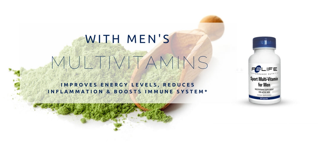 Multivitamins for Sportsmen