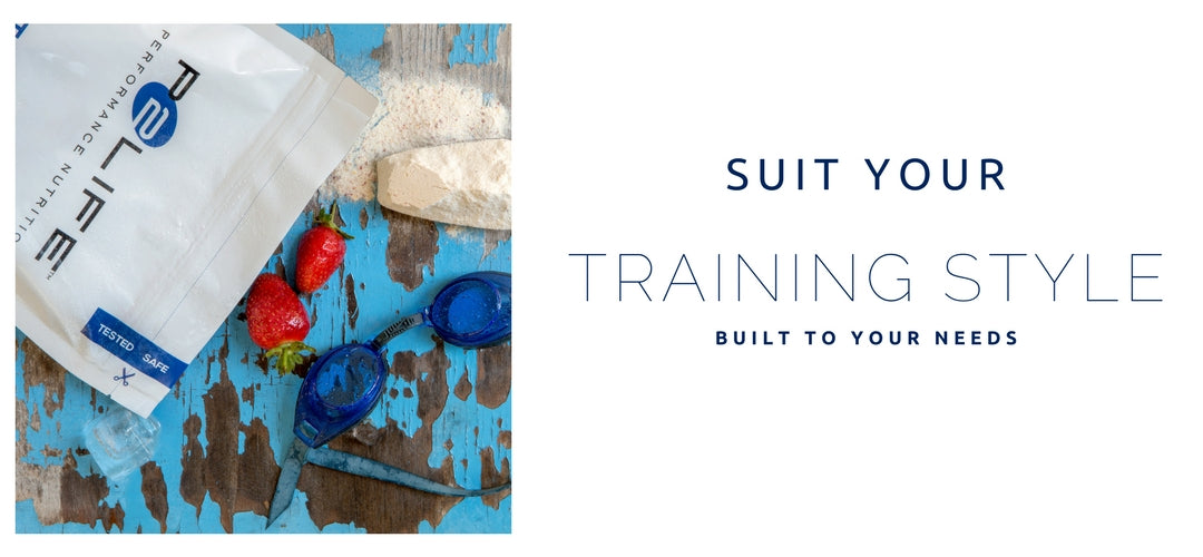 built for your training style