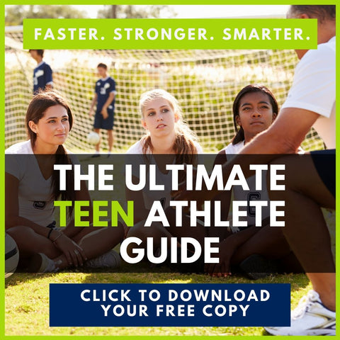 The Ultimate Teen Athlete Guide
