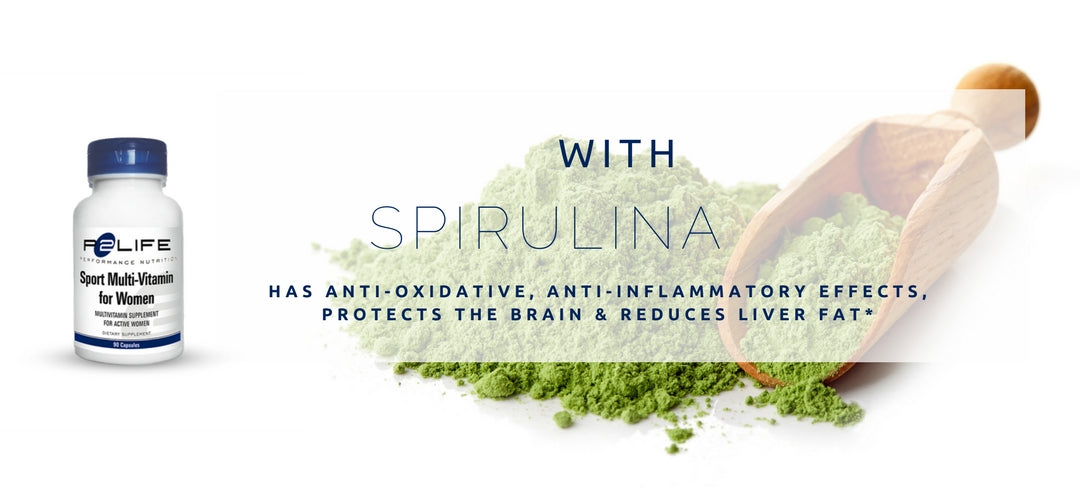 What is Spirulina