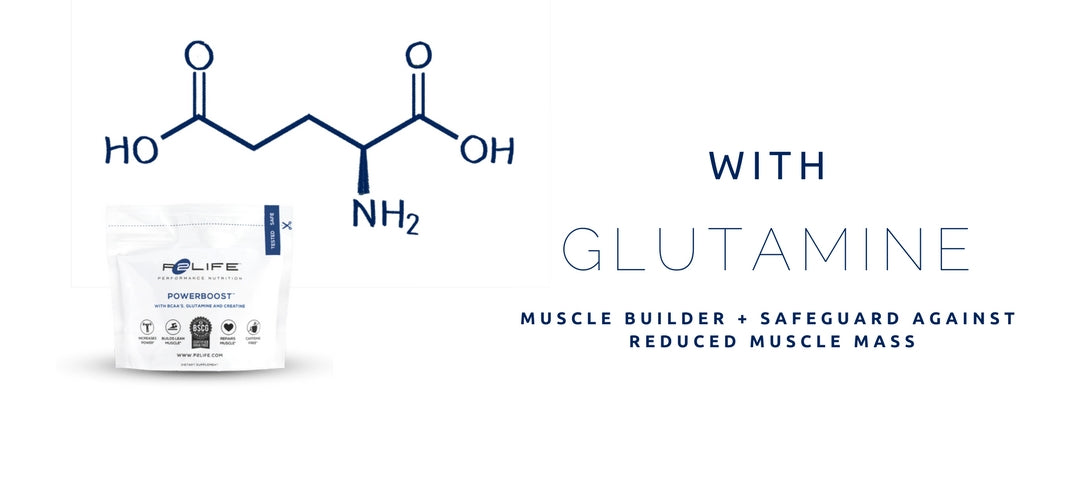 Does glutamine supplementing work