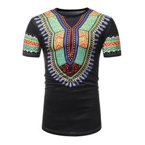 Men's Clothing Popular African Ethnic Style Printed
