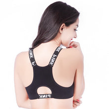 Load image into Gallery viewer, Sports Bra Women Push Up Sports Bra