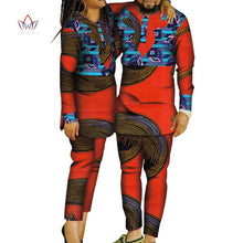 Load image into Gallery viewer, African Print Patchwork Top and Pants