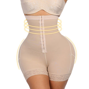 Women High Waist Control Panties Body Shaper