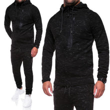Load image into Gallery viewer, Men's Tracksuit Jogging Hoodie Coat Jacket + Trousers Pants Sweat