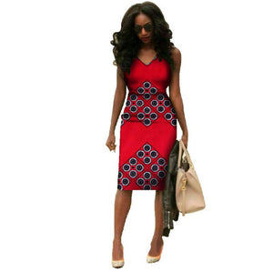 2019 African Dresses for Women Summer African Clothes