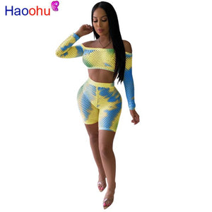 2019 New Fashion Sexy Women 2-Pieces Sets