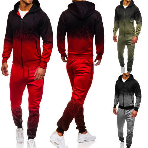 2019 New Mens Tracksuit Jogging