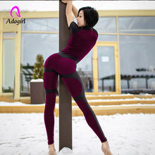 Load image into Gallery viewer, Burgundy Black Sexy  Jumpsuit Romper Short Sleeve
