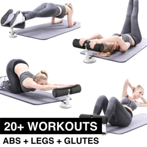 Sit Up Bars Abdominal Fitness Workout Gym Abs