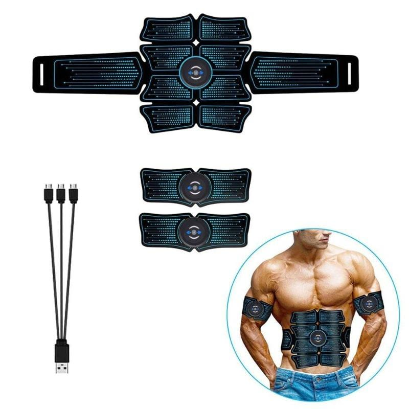 EMS Trainer  Toner  Stretcher  Stimulator  Muscle  Fitness  EMS  Abs  Abdominal