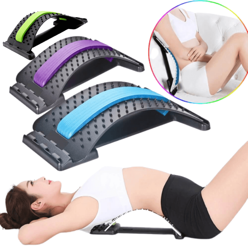 Back, Lumbar, Stretcher, Pain Relief, Relaxation, Spine