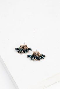 Lover's Tempo Triumph Beaded Post Earrings