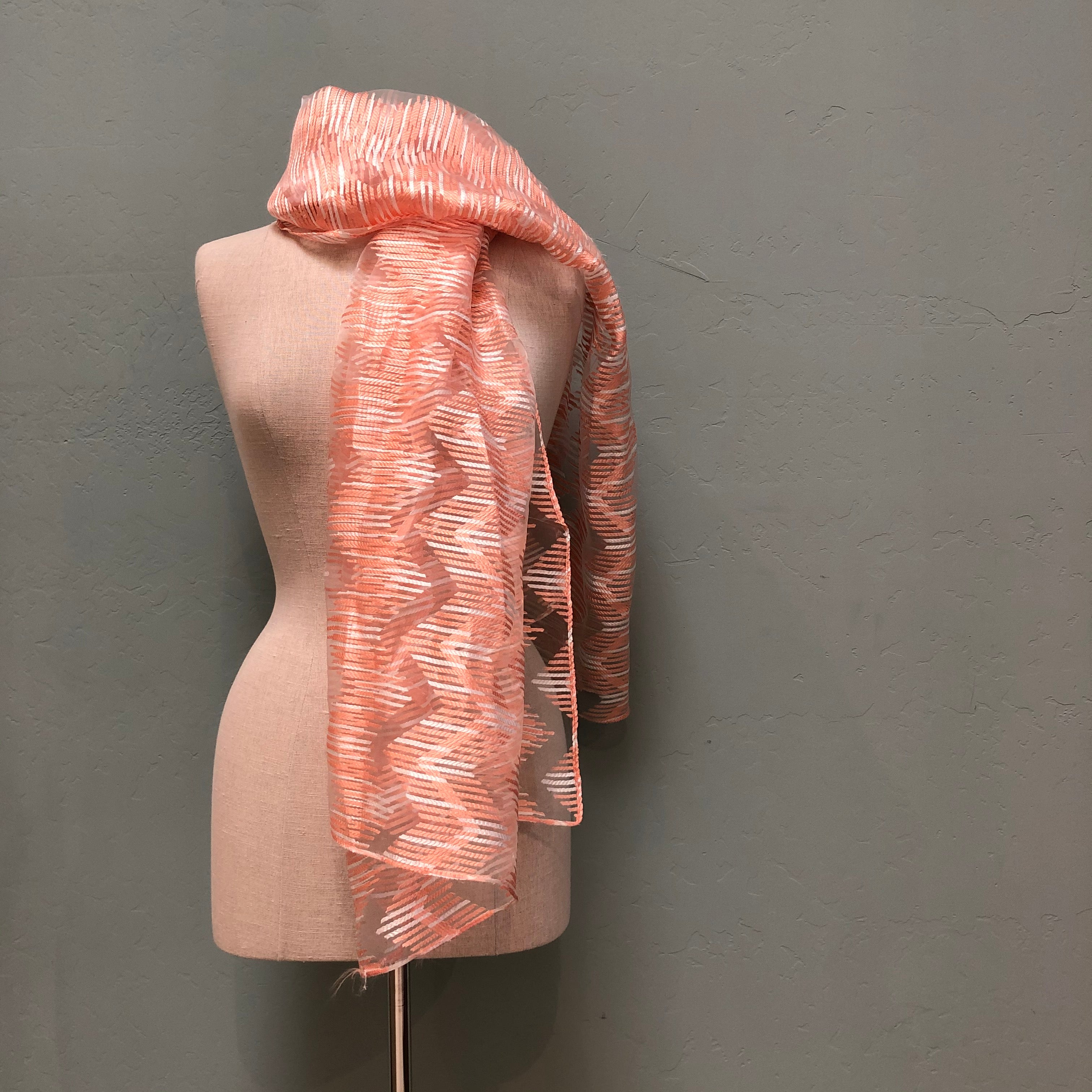 Sheer Illusion Scarf