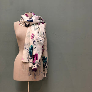 In Things Floral Spring Scarf