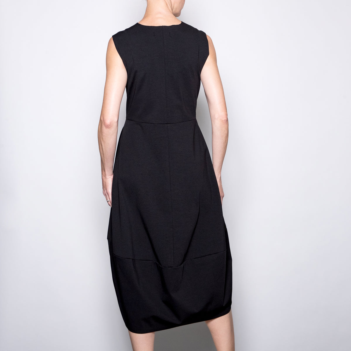 Baci Panelled Neoprene Dress