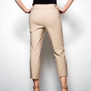 Up! Cropped Button Detail Pant