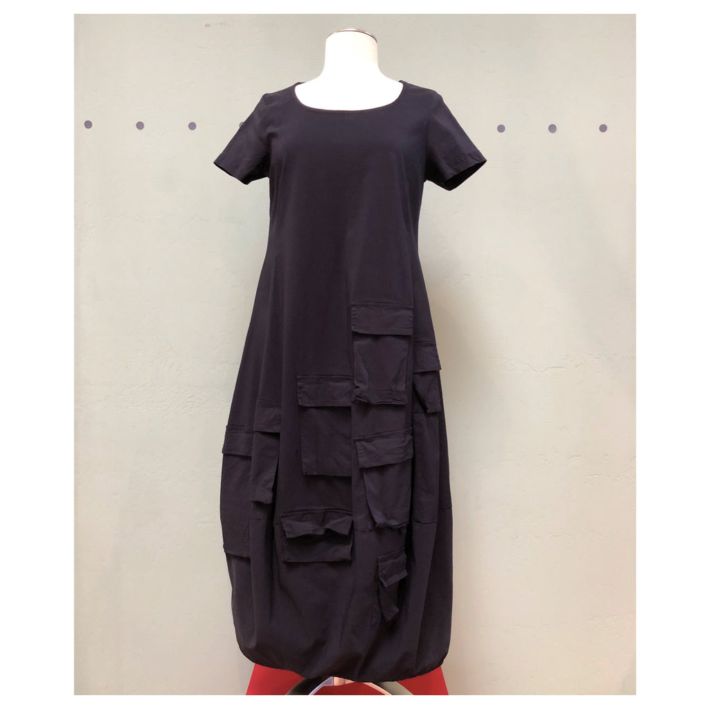 Rundholz Multi Pocket Dress