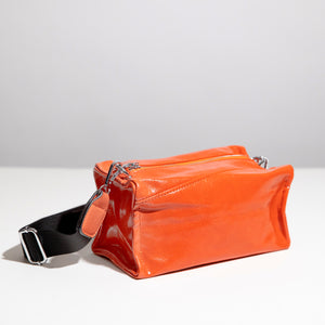 Boxy Bag in Orange