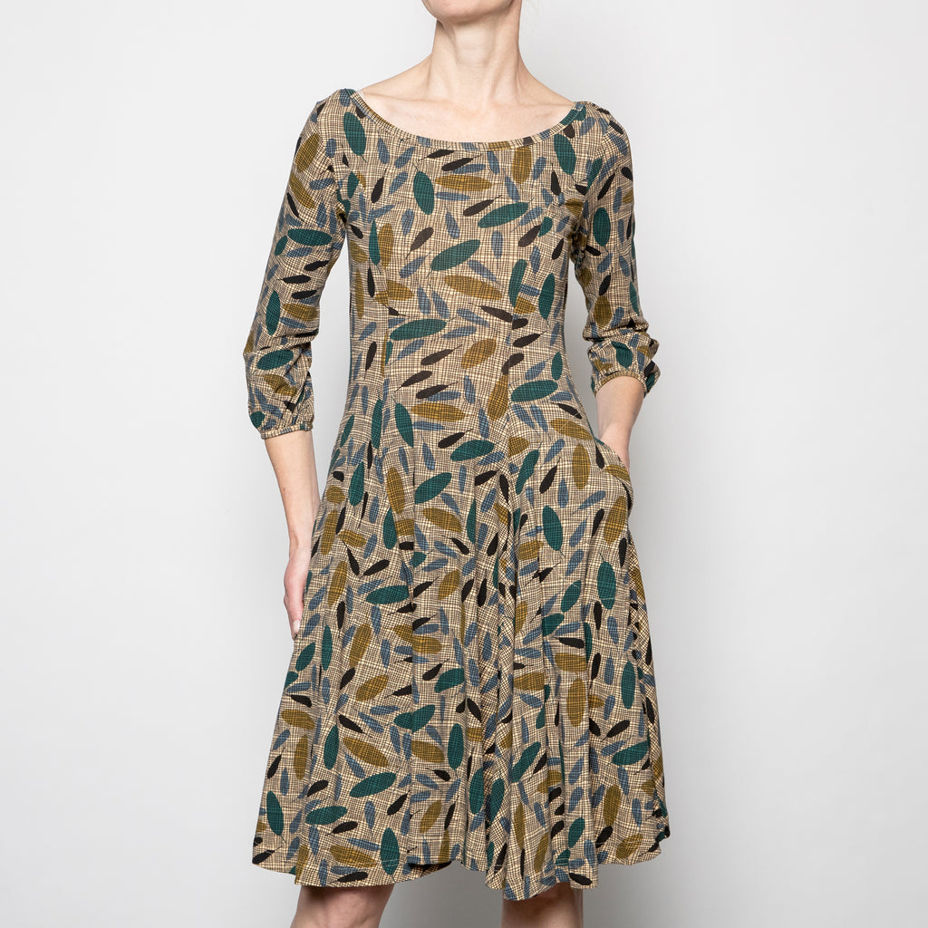 Effie's Heart Angelou Dress in Sage