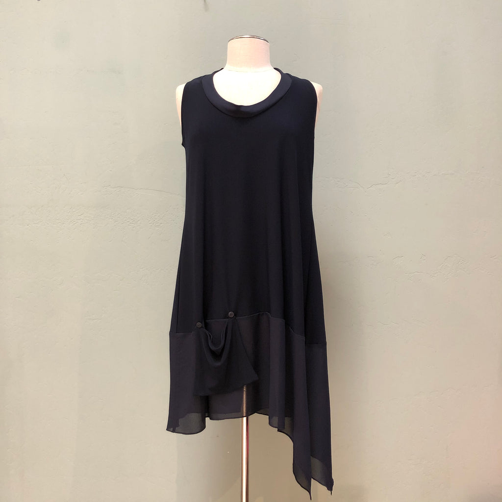 Sympli Whisper Pocket Tunic
