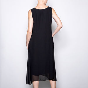 Clotheshead Beaded Tank Dress