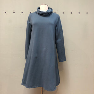 Luca Vanucci Turtle Neck Dress - S