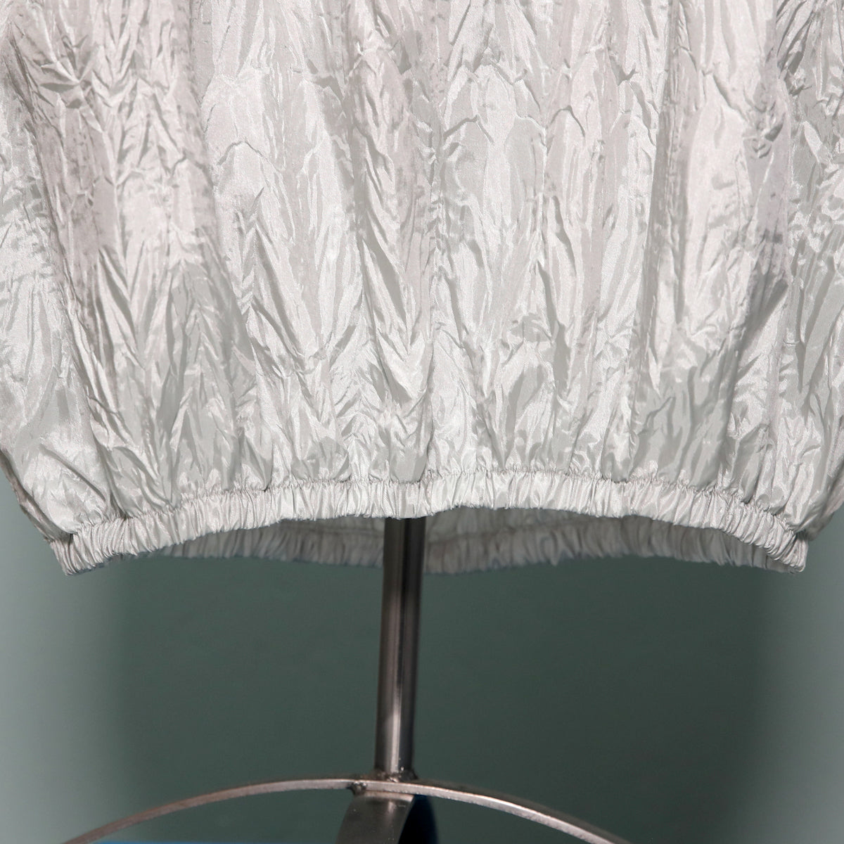 Harubella Silver Crush Parachute Dress