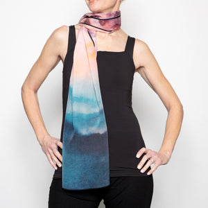 Cocoon House Evening Blush Scarf