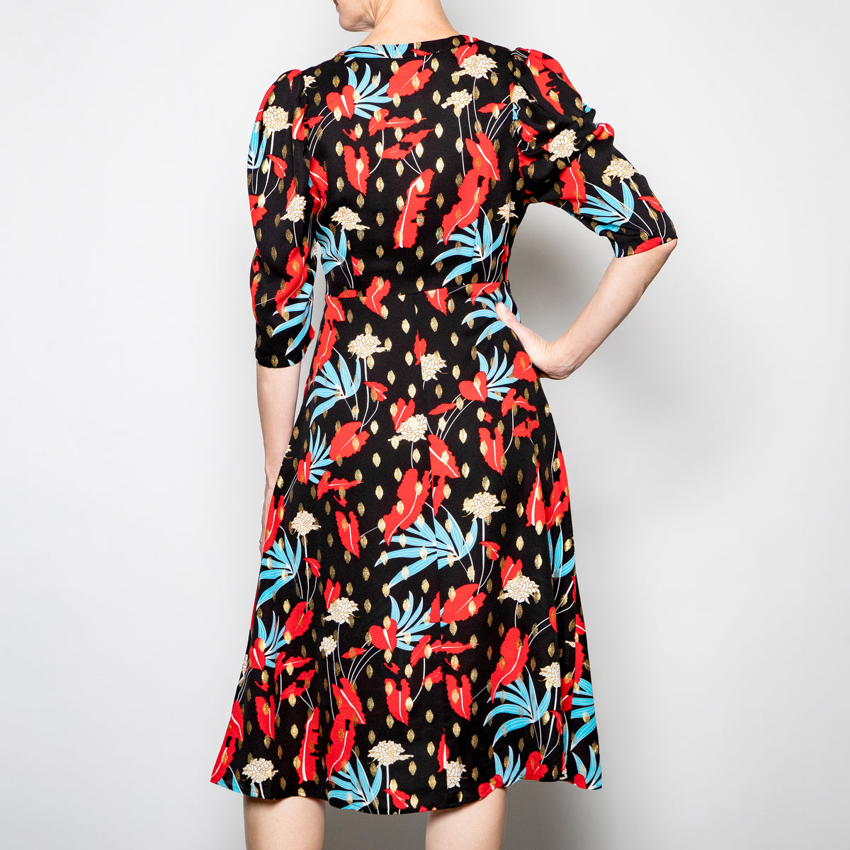 Traffic People Fever Dress