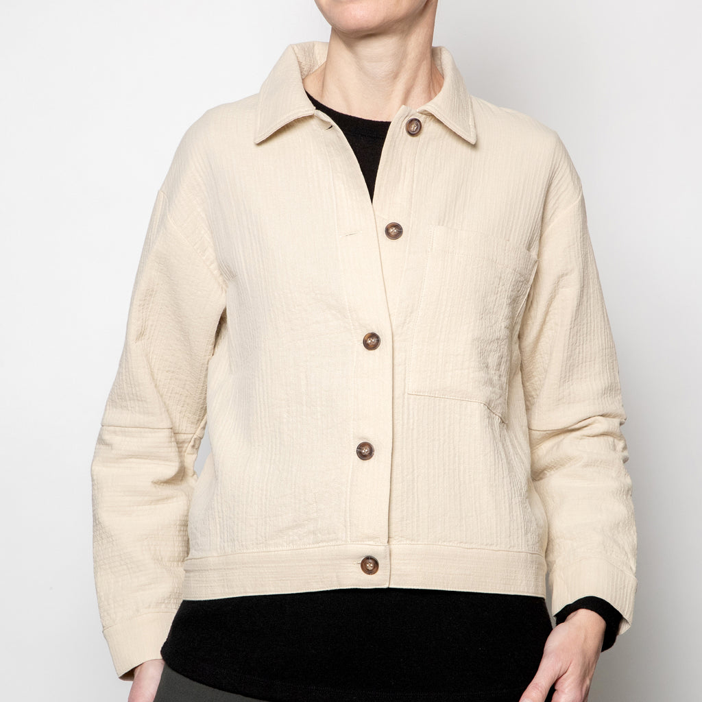 Grade and Gather Qulited Jacket