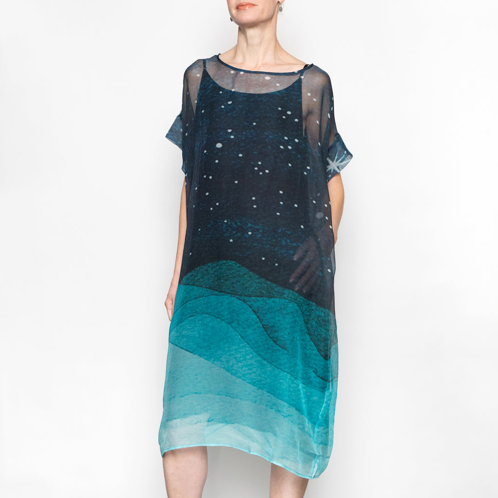 Cocoon House Sante Fe Dress in Stardust