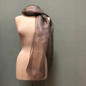 In Things Grey Sparkle Scarf