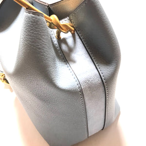 "Sondra Roberts ""Sack"" Bag in Blue"