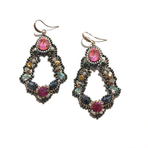 Theia Aria Moroccan Drop Earrings