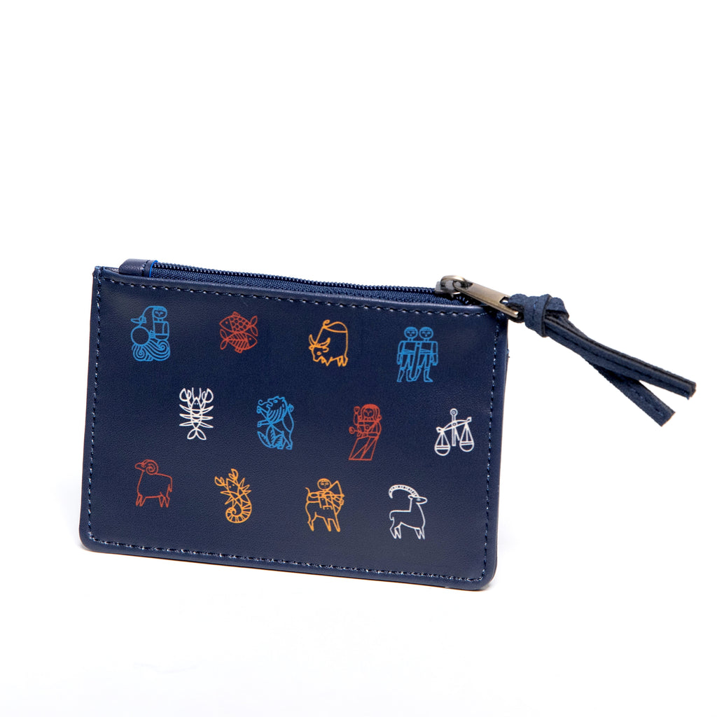 Nice Things Card Clutch-Zodiac