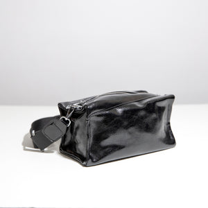 Boxy Bag in Black